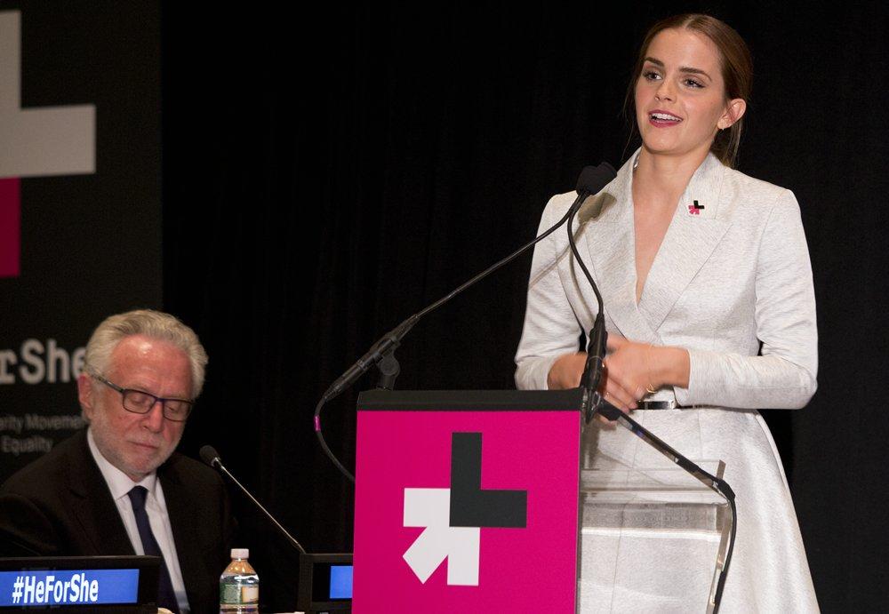 UN Women HeForShe campaign