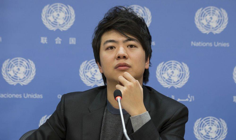 Lang Lang and the 69th UN Birthday