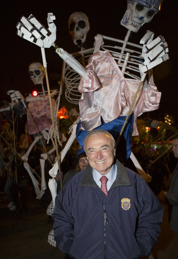 The Forty-First Annual  Halloween Parade
