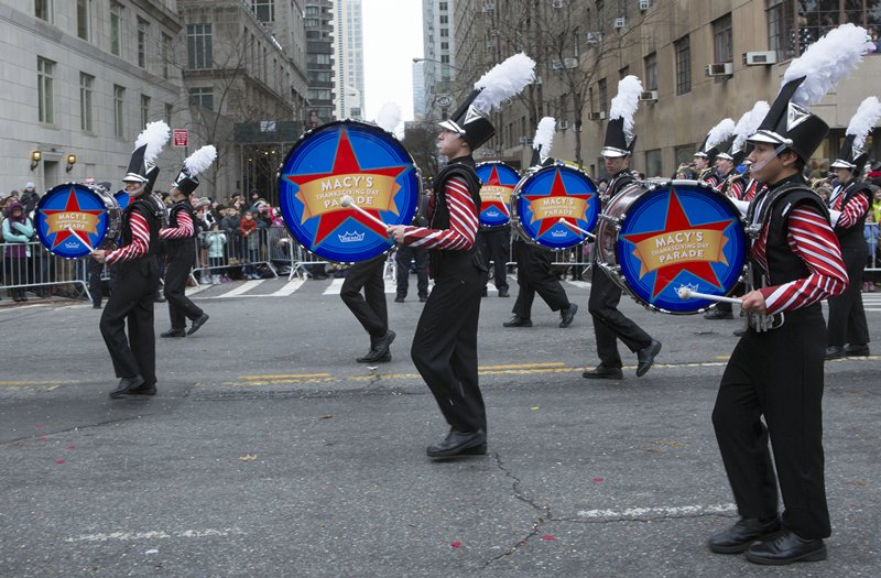 Macys Thanksgiving Day Parade 2014
