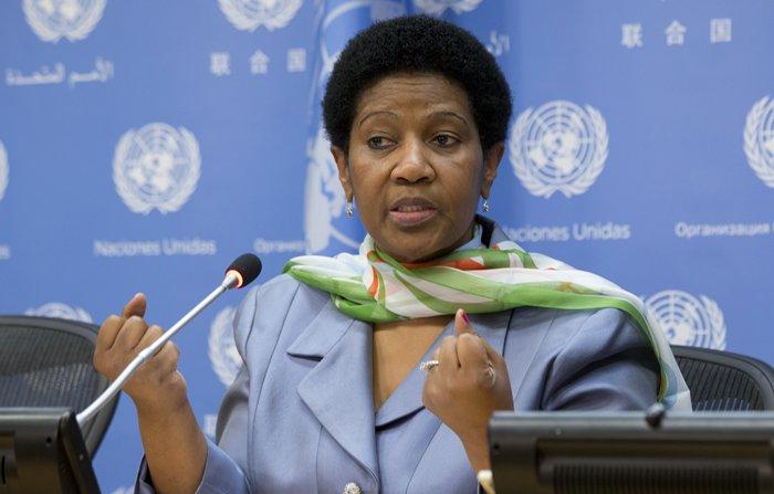 UN Women  Executive Director Phumzile Mlambo-Ngcuka