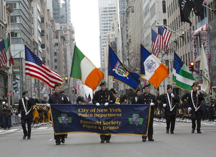 St. Patricks Day Parade 2015