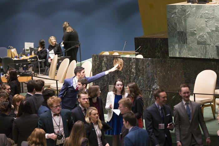 2015 National Model United Nations