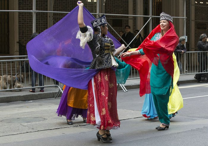 New York Persian Parade 2015