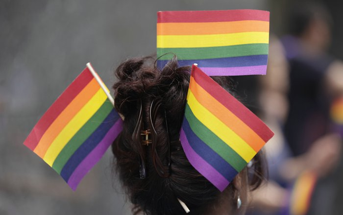 New York Gay Pride Parade 2011