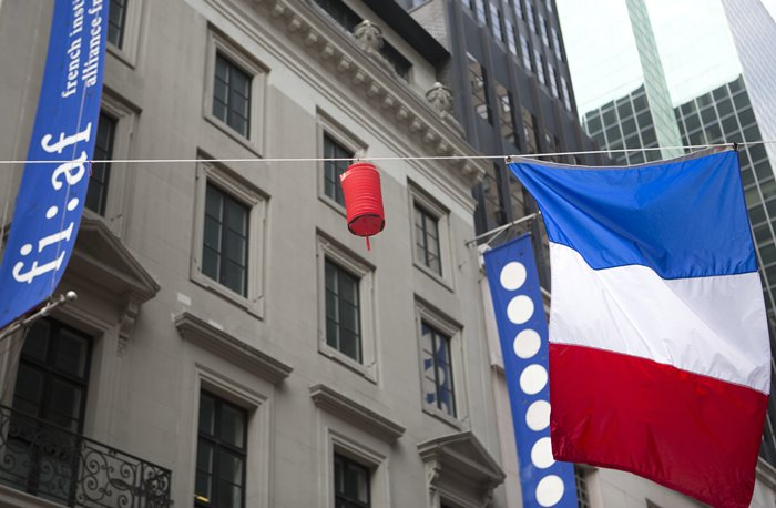 New York Bastille Day 2014