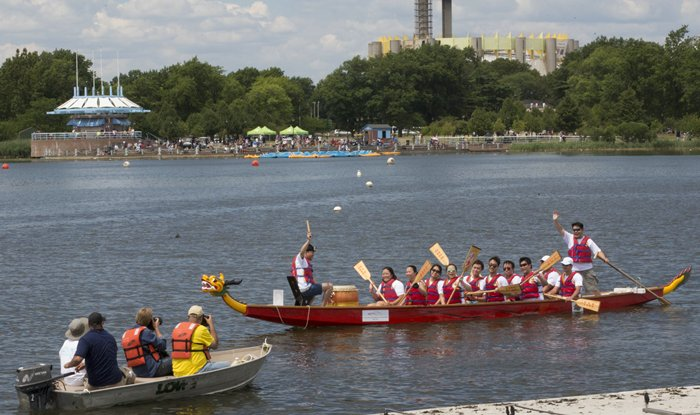 New York Hong Kong Dragon Boat Festival