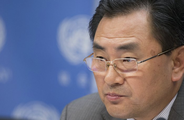 Ambassador Ahn Myong Hun of DPRK on the inevitable War