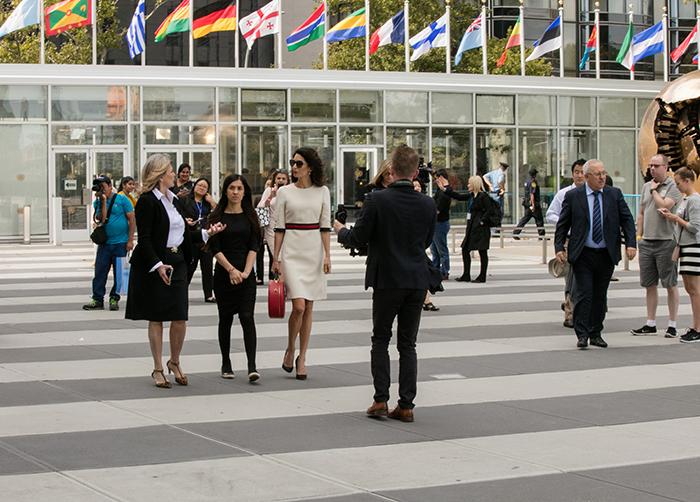 United Nations, New York, USA, September 16 2016